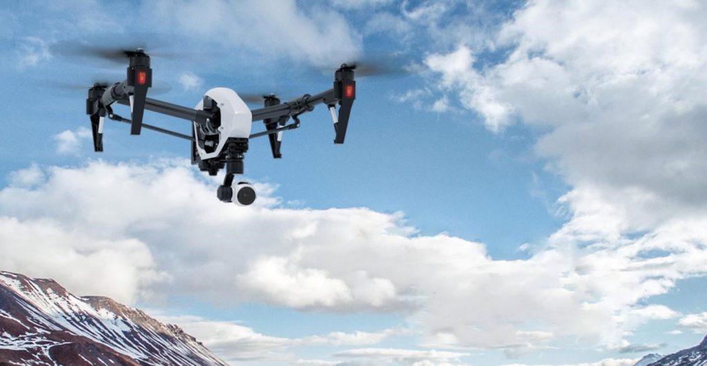 flycam được lựa chọn trong rất nhiều tvc quảng cáo để gây ấn tượng với khách hàng