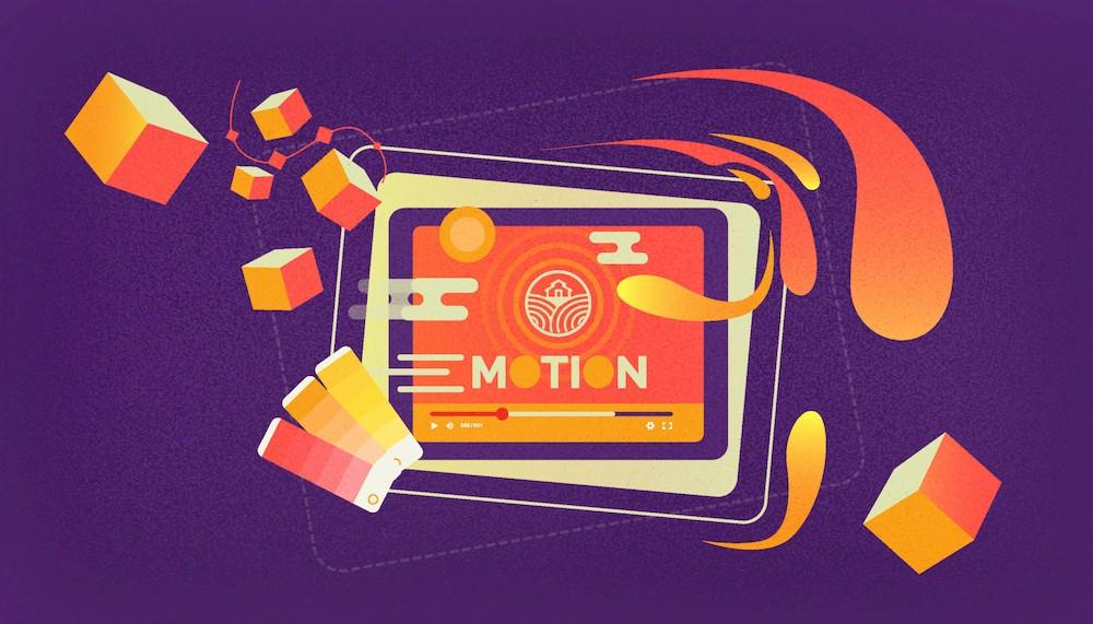 Motion Graphics (đồ họa chuyển động) mang lại hiệu quả trong quá trình truyền thông