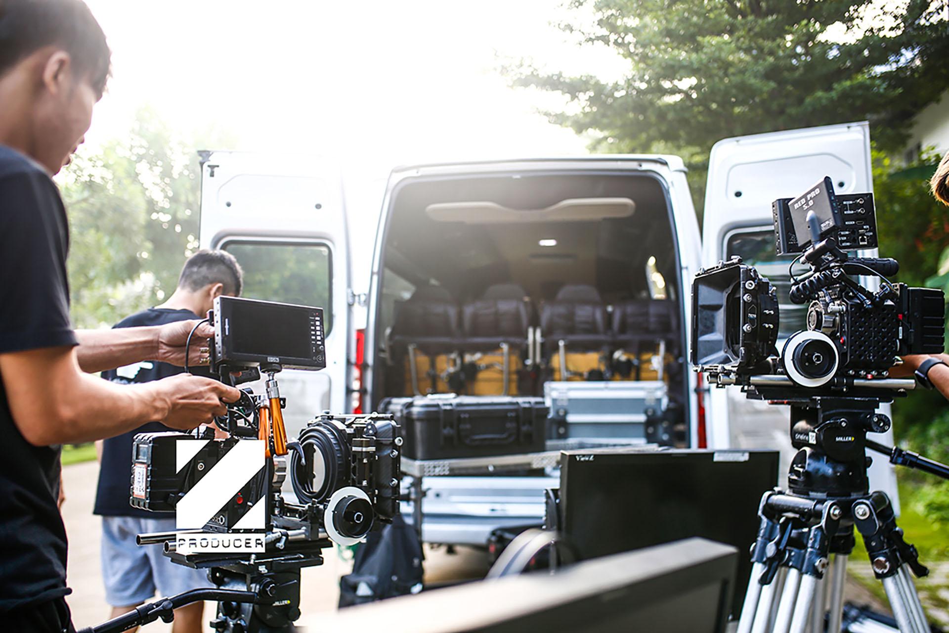tổ quay phim của ekip sản xuất 03