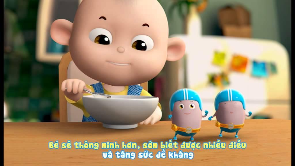 Animation luôn là điểm nhấn trong các chiến dịch marketing khi được sử dụng