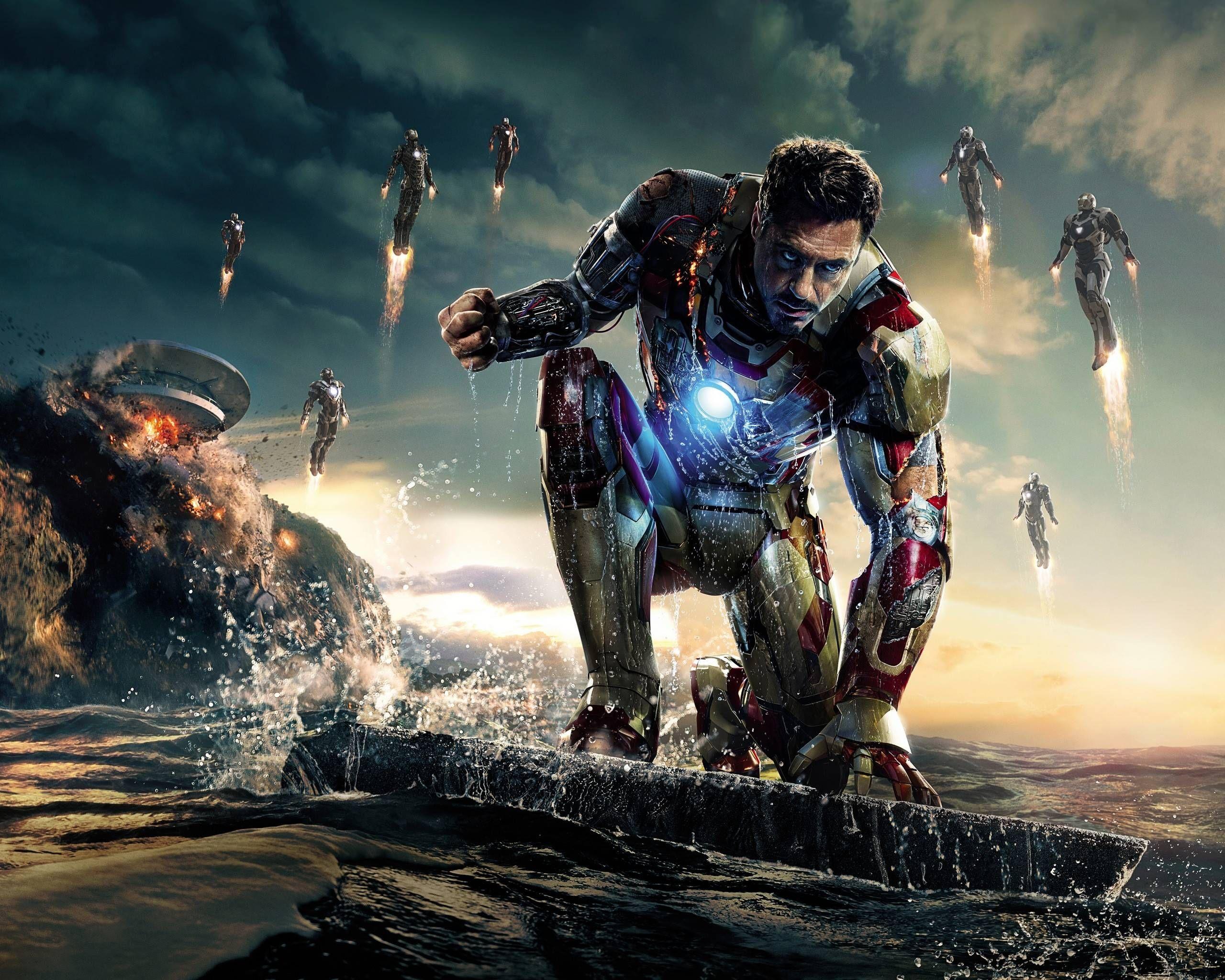 Công nghệ CGI trong Iron Man 3