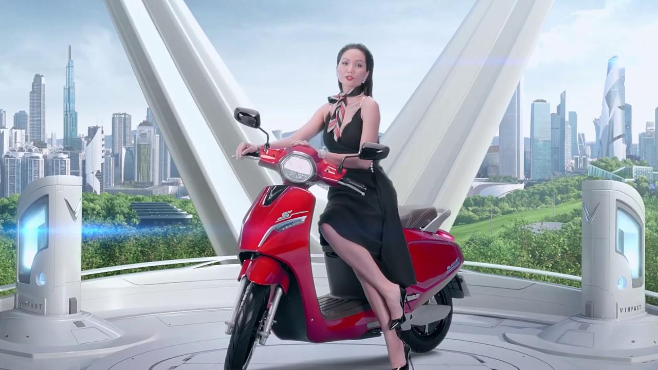 TVC quảng cáo xe máy điện Klara