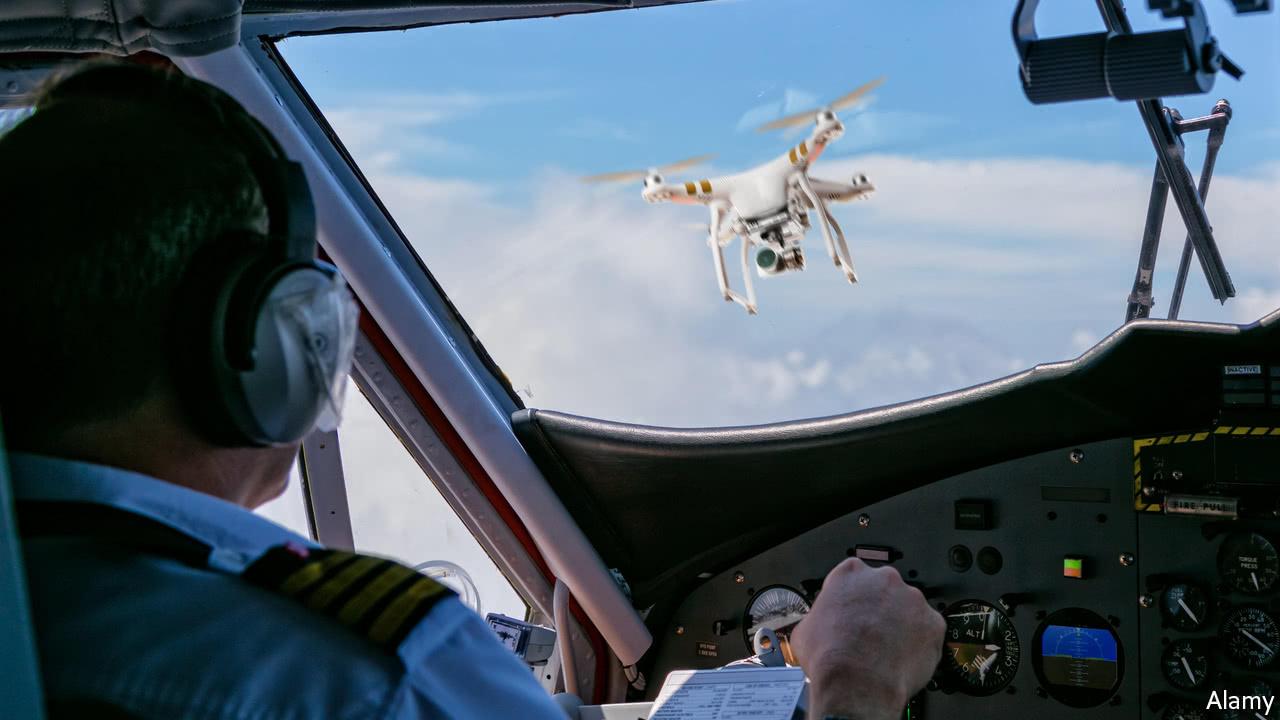 Tìm hiểu kỹ về các khu vực cấm bay flycam