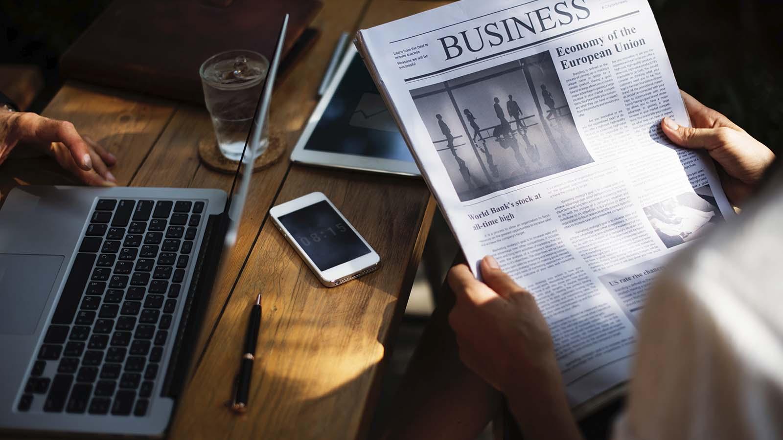 Viết bài PR doanh nghiệp như một bài báo