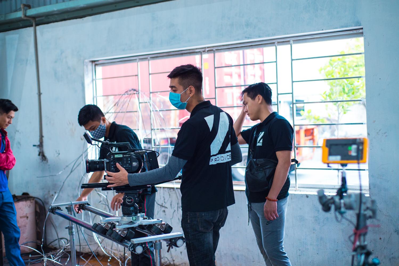 Việt Producer có đội ngũ nhân sự chuyên môn giỏi