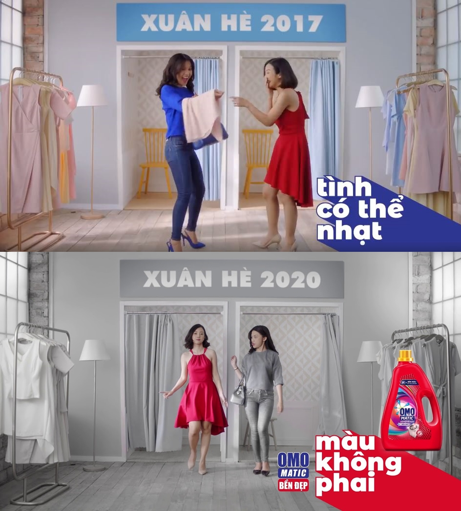 Ý tưởng lớn trong TVC quảng cáo của OMO