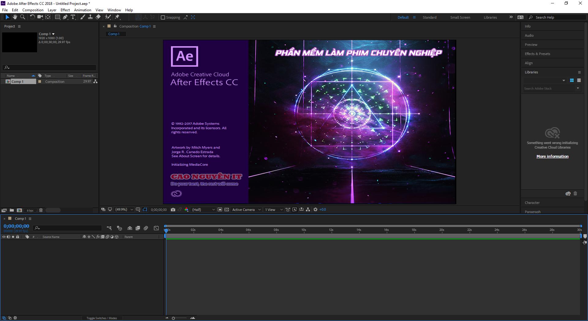 Phần mềm làm animation 2D