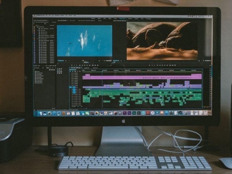 Adobe Premiere dành cho cả Mac và Windows