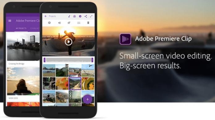 Không nên bỏ qua ứng dụng Adobe Premiere Clip khi muốn làm video chuyên nghiệp