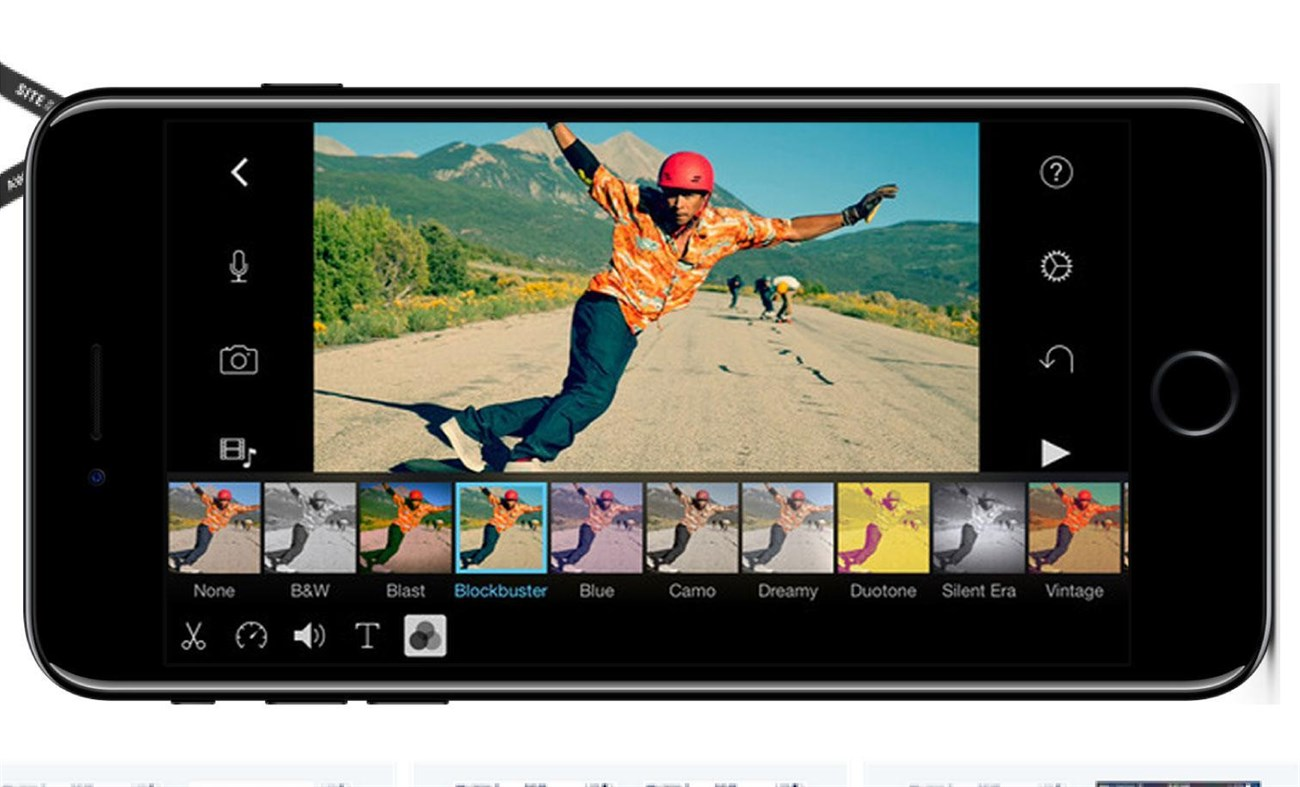 Ứng dụng Filmorago cho phép tạo video theo ý thích