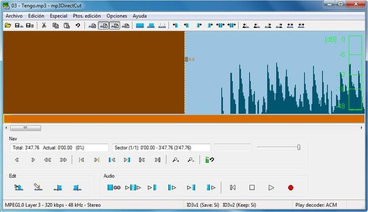 Bạn có thể sử dụng Free MP3 Cutter để chỉnh âm thanh video